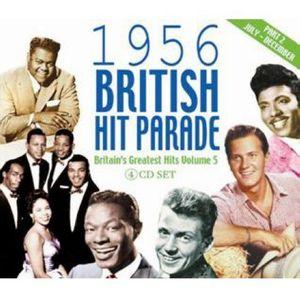 1956 British Hit Parade Part 2 /  Various