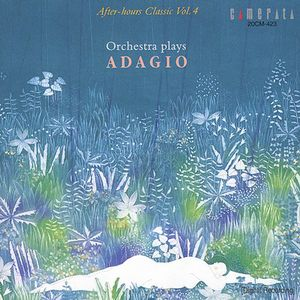 Orchestra Plays Adagio: After Hours Classics 4