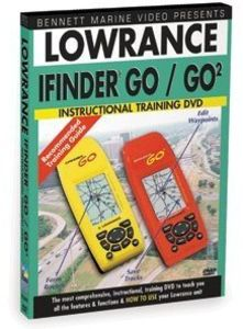 Lowrance Ifinder Go Go2