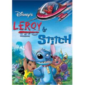 Leroy and Stitch