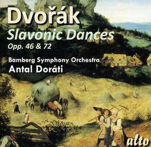 Slavonic Dances Opp 46 & 72