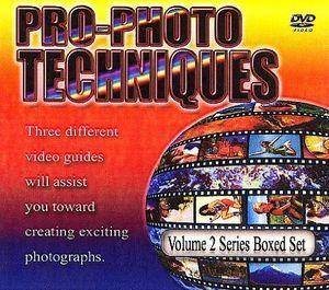 Pro-Photo Techniques,: Volume 2