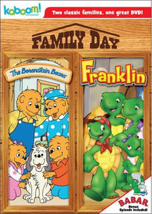 kaboom! Family Day (Berenstain Bears & Franklin)