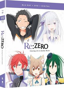 Re:Zero - Starting Life In Another World: Season One Part Two