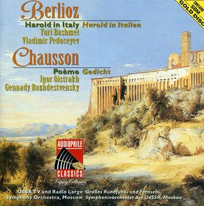Berlioz: Harold in Italy