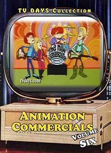 Animated Commercials #6