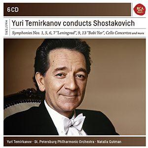 Termirkanov Conducts Shostakovitch