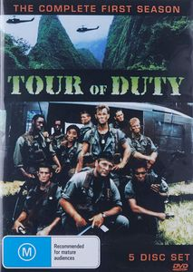 Tour of Duty: The Complete First Season [Import]