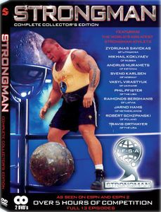 Strongman [Import]