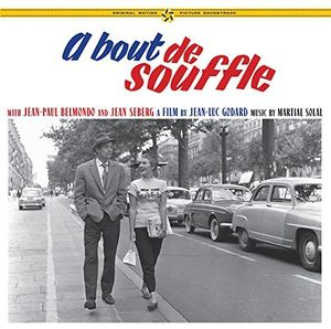 À Bout de Souffle (Breathless) (Original Motion Picture Soundtrack) [Import]