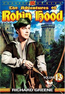 The Adventures of Robin Hood: Volume 13