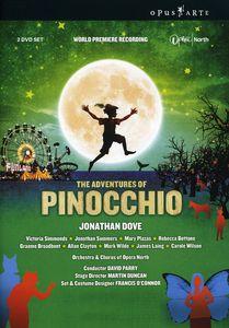 Adeventures of Pinocchio