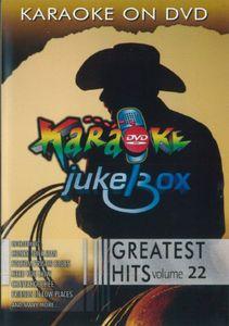 Karaoke Jukebox: Volume 22 Greatest Hits Country