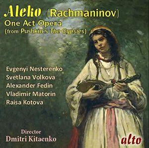 Rachmaninoff: Aleko (complete Opera)