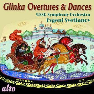 GLINKA: Overtures & Dances