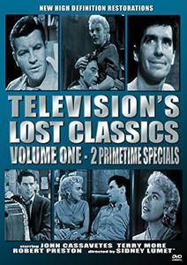 Television's Lost Classics: Volume One - 2 Primetime Specials