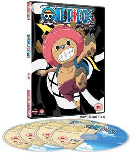 One Piece (Uncut) Collection 4 (Episodes 79-103) [Import]
