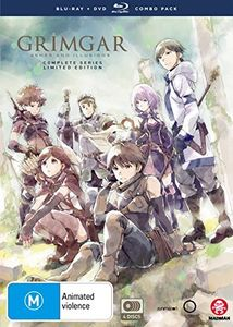 Grimgar: Ashes and Illusions: Complete Series Limited Edition [Import]