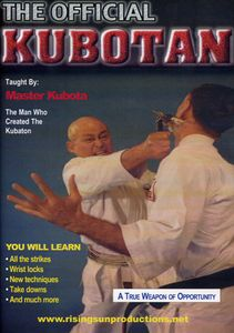 The Official Kubotan by Master Kubota