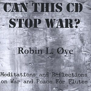 Can This CD Stop War?