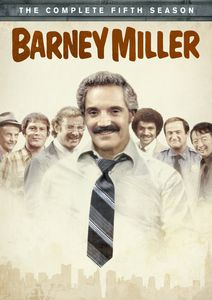 Barney Miller: The Complete Fifth Season