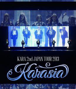 Karasia Kara 2nd Japan Tour 2013 [Import]