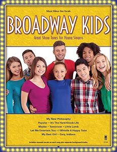 Sing the Songs of Broadway Kids