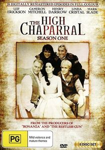 The High Chaparral: Season One [Import]
