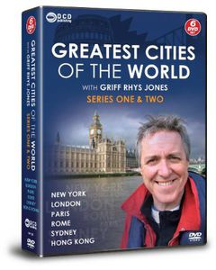 Greatest Cities in the World: -London Paris N.York [Import]