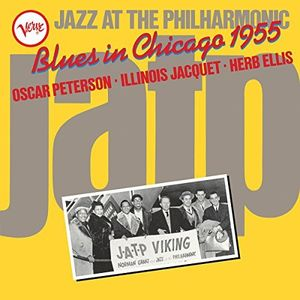 Jazz At The Philharmonic: Blues In Chicago 1955 , Oscar Peterson
