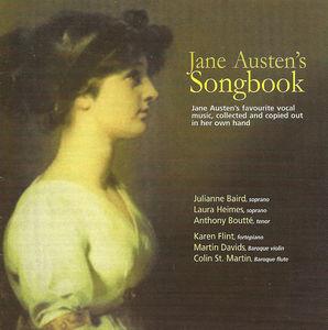 Jane Austen's Songbook /  Various