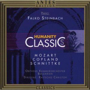 Piano Concerto /  Appalachian Spring /  Cto Grosso