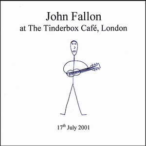 At the Tinderbox Cafe London