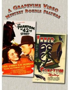 The Phantom of 42nd Street /  Inner Sanctum
