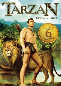 Tarzan: King of the Jungle: 6 Films