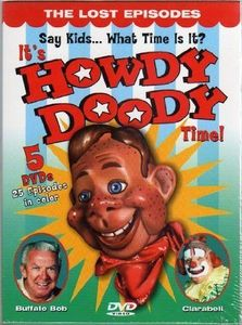 It's Howdy Doody Time!: The Lost Episodes [Import]