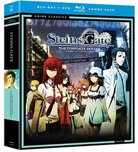 Steinsgate: Complete Series