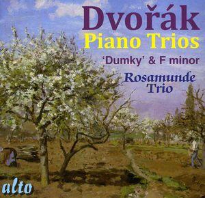 Piano Trios in F minor & E minor