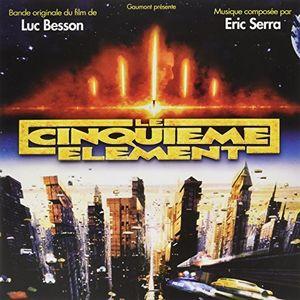 Le Cinquieme Element (Original Soundtrack) [Import]