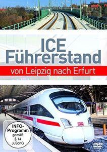 ICE-Fuhrerstand von Leipzig na