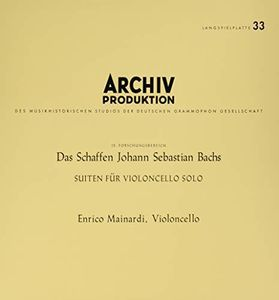 Bach Suites For Cello Solo