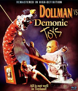 Dollman Vs Demonic Toys