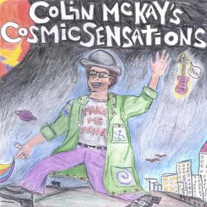 Colin McKays Cosmic Sensations