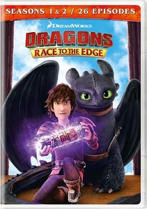 Dragons: Race To The Edge - Seasons 1 And 2