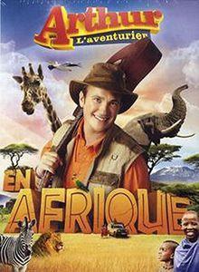 Arthur L'aventurier en Afrique [Import]