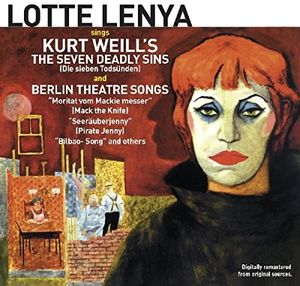 Sings Kurt Weill's The Seven Deadly Sins [Import]