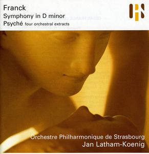Symphony in D /  Psyche: 4 Orchestral Extracts