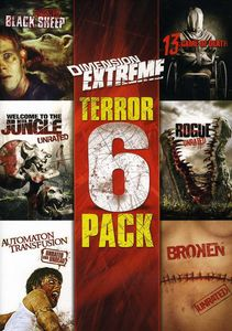 Dimension Extreme 6-Film Collection