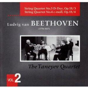 String Quartets 3 in D Major & 4 in C minor