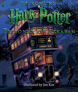 HARRY POTTER AND THE PRISONER OF AZKABAN THE ILLUS